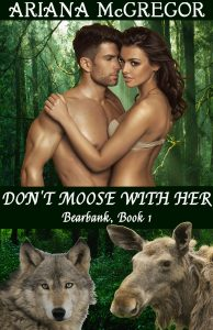 Don't Moose With Her cover